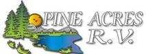 Pine Acres R.V. Logo